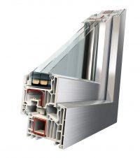 Abaco 5stars serramenti-pvc-alluminio profilo-veka