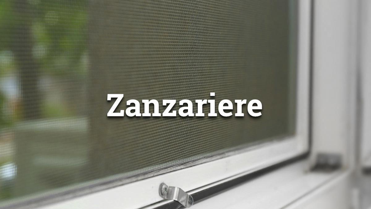 Zanzariere